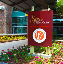 Spa at Wind Creek